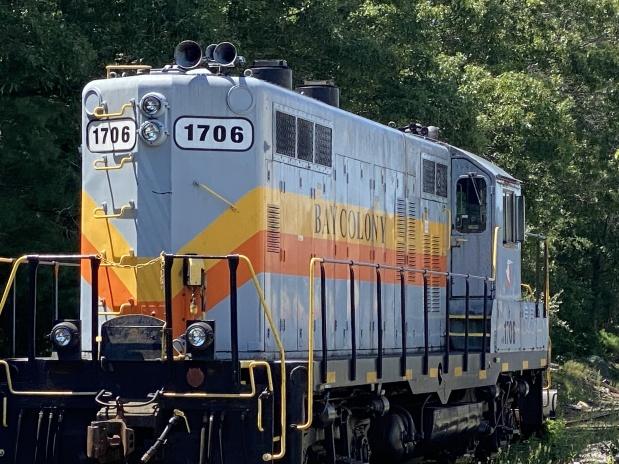 Bay Colony Railroad
